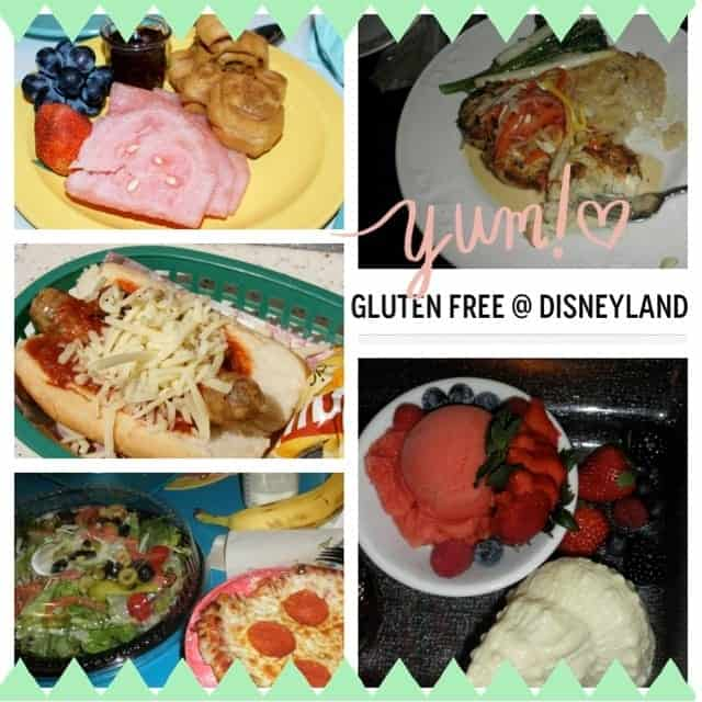 Gluten-Free Disneyland (lots of pictures!)