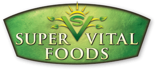 SuperVital Foods GIVEAWAY and Feature!!!