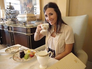 The Phoenician Resort's Gluten Free Afternoon Tea Feature and Review