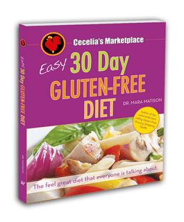 Book/Cookbook Review: 30 Day GF Diet-Cecilia's Marketplace