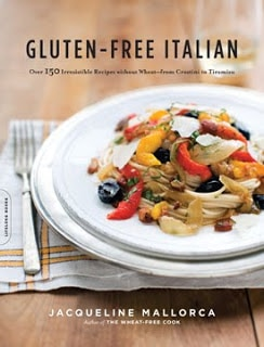 GIVEAWAY & Review!!! Gluten Free Italian Cookbook