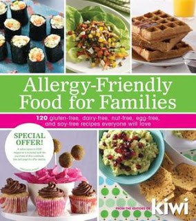 GIVEAWAY & Review!!! Allergy-Friendly Food For Families Cookbook