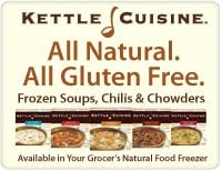 Kettle Cuisine Gluten Free Community Contest!