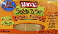 Nana's Cookie Winner! (NEW Pamela's Products Winner!)