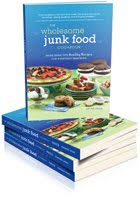 The Wholesome Junkfood Cookbook Winner!
