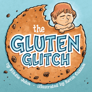 The Gluten Glitch, Children's Book Feature and GIVEAWAY!!!