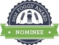Gluten Free Frenzy nominated for TOp 40 under 40 in the Froggy Awards!!!