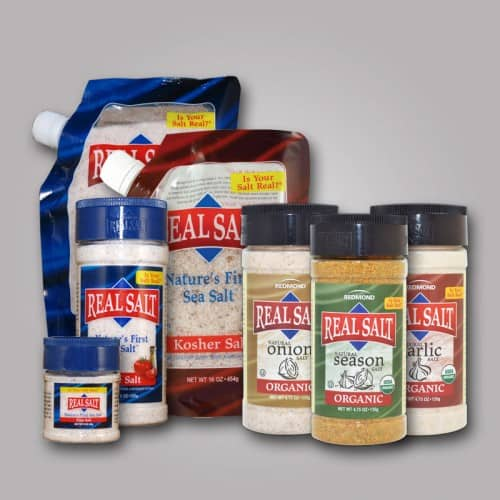 #15 of the 25 Days of Gluten Free Giveaways featuring: Real Salt!!