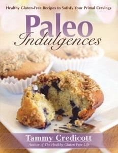 #13 of the 25 Days of Gluten Free Giveaways featuring: Tammy Credicott-Paleo indulgences and Paleo Magazine!!