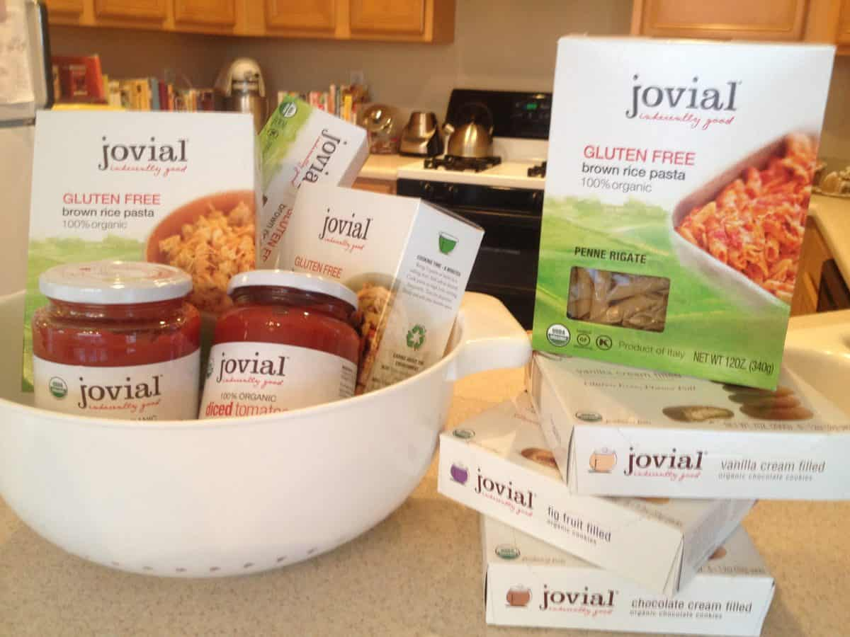 #25 of the 25 Days of Christmas Giveaways featuring: Jovial Foods!!
