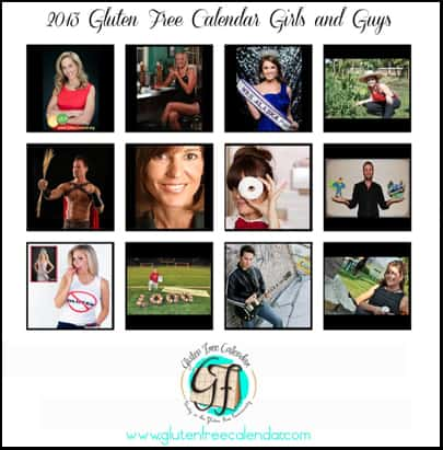 Day #3 of the 25 Days of Gluten Free Giveaways: Featuring Gluten Free Calendar!!