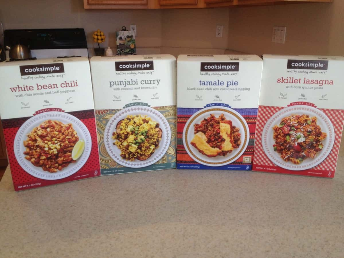Cook Simple Meals Feature and Giveaway!!