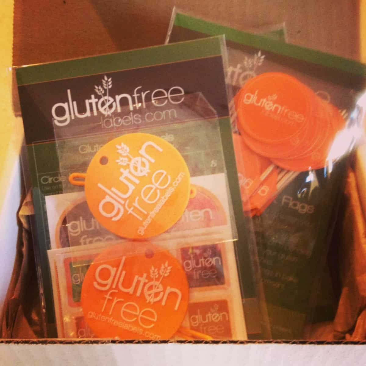 Gluten Free Labels Feature and GIVEAWAY!!