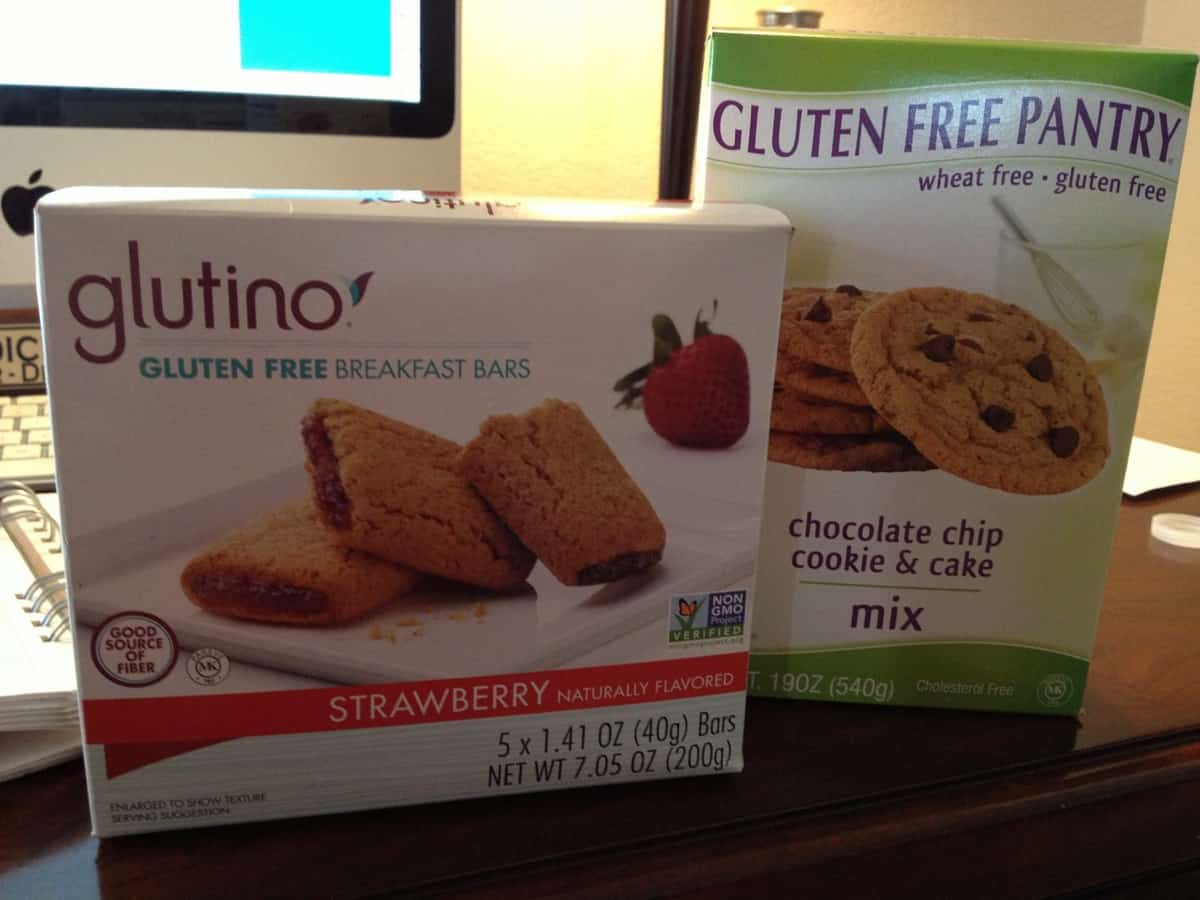 **Happy 4th of July!!** Glutino & Gluten Free Pantry Non-GMO verified foods feature and GIVEAWAY!!