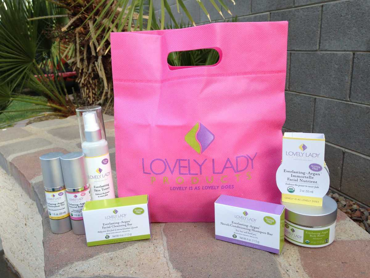Lovely Lady Products Feature & Giveaway!!