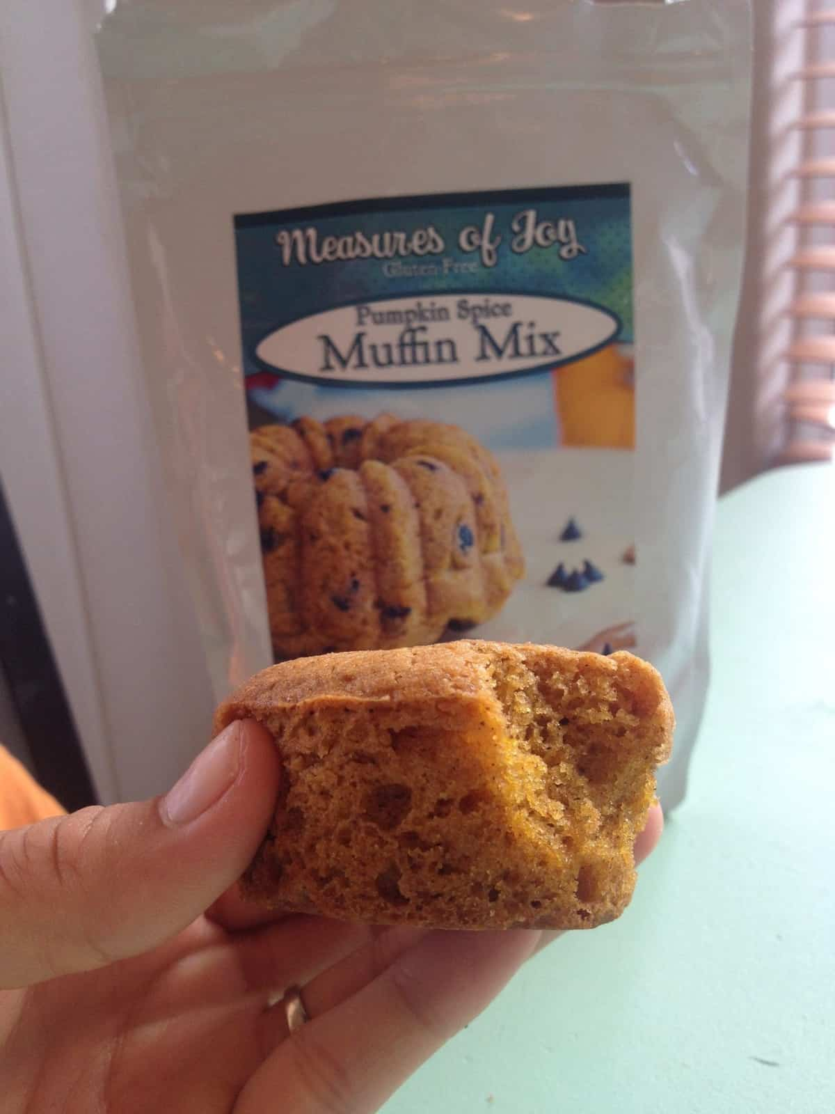Gluten Free Product Review: Measures of Joy Baking Mix