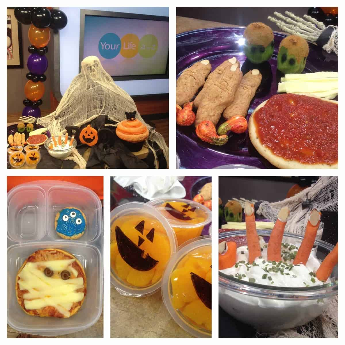 Easy gluten-free halloween ideas that won't keep you in the kitchen all day
