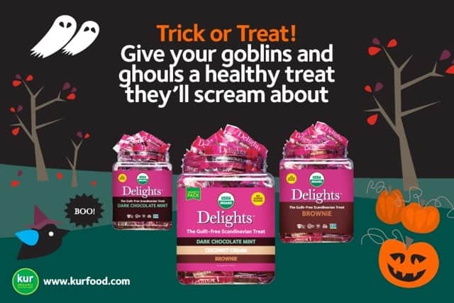 KUR Delights Halloween themed feature & GIVEAWAY!!