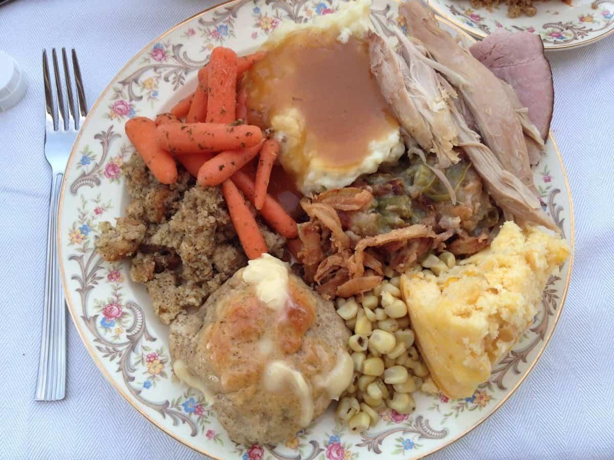 Gluten Free Thanksgiving Menu Ideas!!!