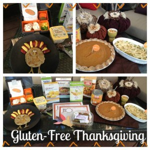 Gluten-Free Thanksgiving Ideas w/ Video!!
