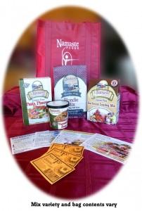 giveaway bag contents11.2013Sm
