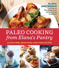 25 Days of Gluten-Free Giveaways™ #24 Elana's Pantry Cookbooks