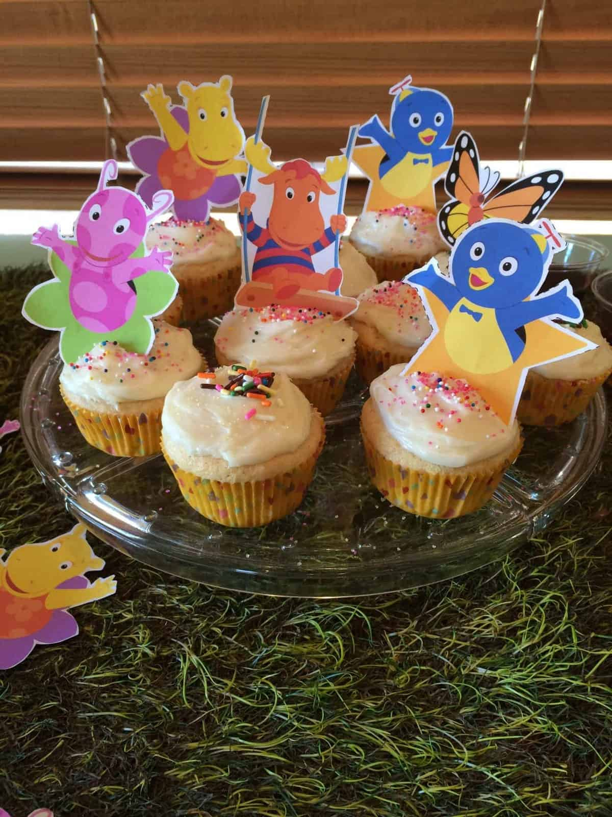 Backyardigans Birthday Party