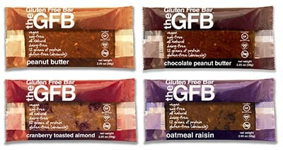 The Gluten Free Bar Feature & Review