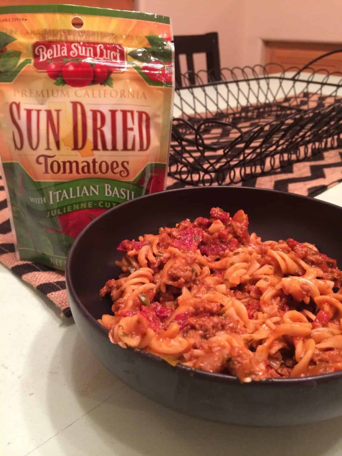 Bella Sun Luci Sun-dried Tomatoes Feature & Giveaway!!