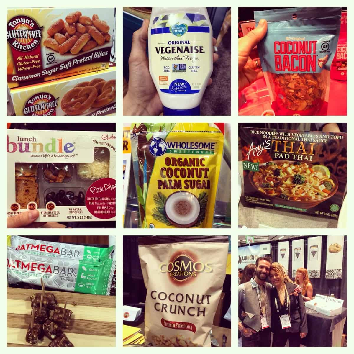 Expo West Goes Gluten-Free! Part 1
