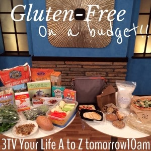 Gluten-Free on a budget…we've got you covered!