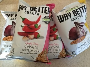 Way Better Snacks Gluten-Free Feature & Giveaway