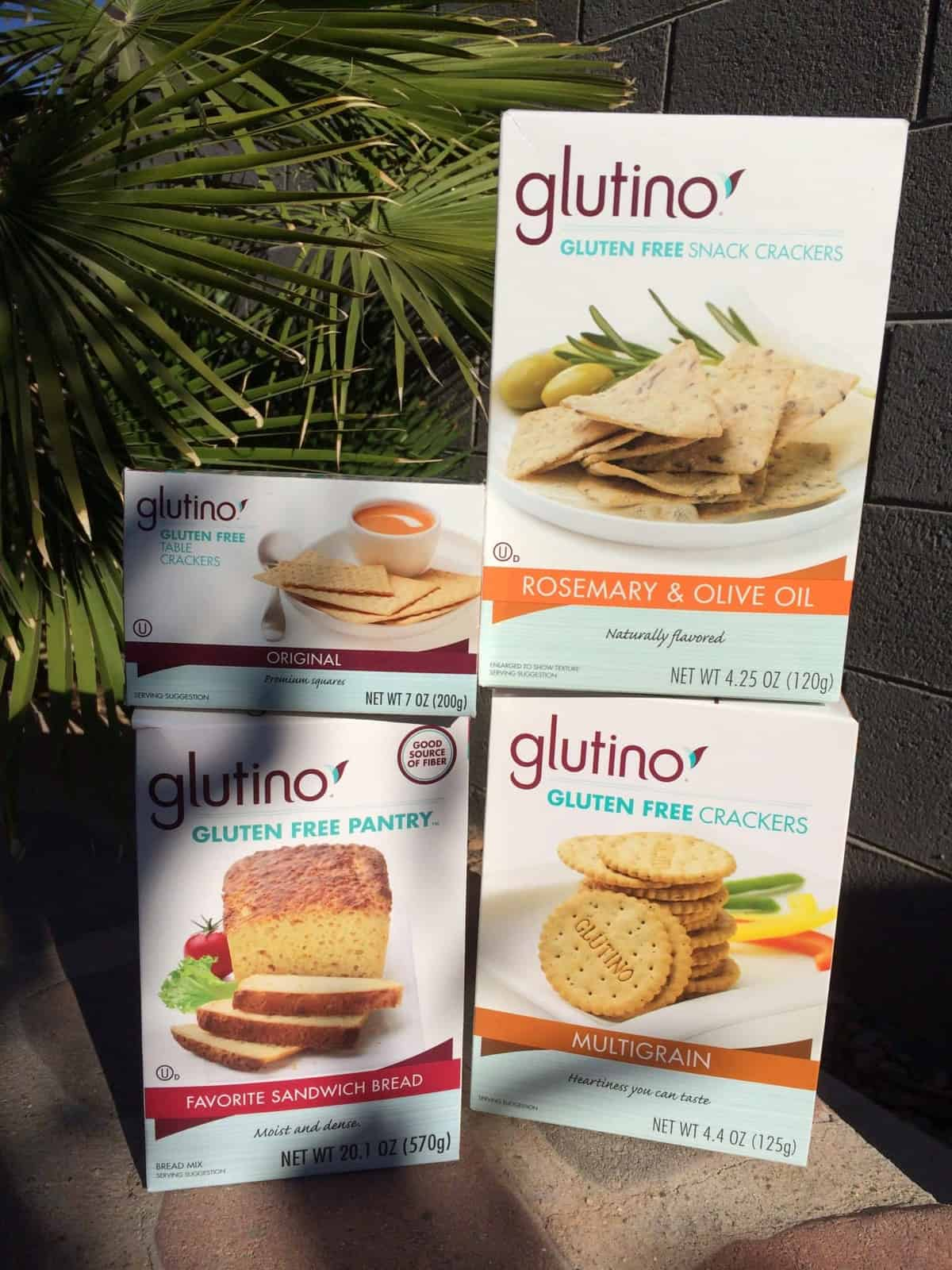 Glutino Gluten-Free Crackers Galore Feature & Giveaway!! PLUS some BIG news!