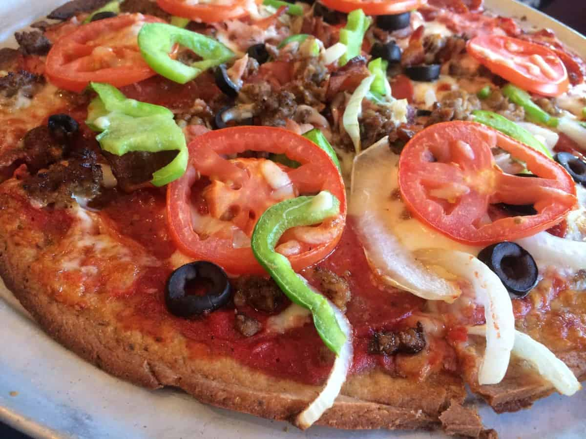Mellow Mushroom Pizza Restaurant Review