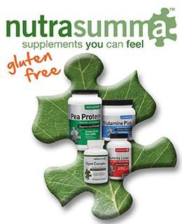 25 Days of Gluten-Free Giveaways™ #22-Nutrasumma