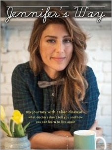 Jennifer's Way Book Review (& GIVEAWAY) a Celiac Disease Health Memoir