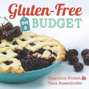 25 Days of Gluten-Free Giveaways™ #9 Gluten-Free on a Budget Cookbook (Not even released yet!)