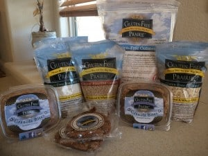 25 Days of Gluten-Free Giveaways™ #19-Gluten Free Prairie Oats & More