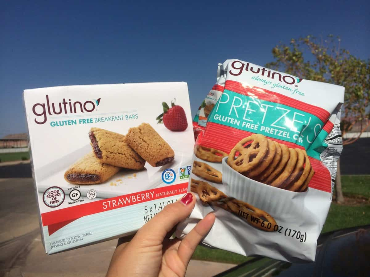 Glutino Goodness Feature & Giveaway!!