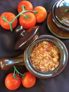Gluten-Free Bacon & Beef Tomato Pasta Soup
