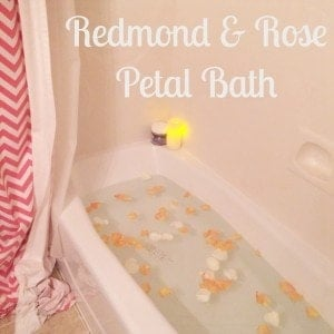 Redmond Bath Salt Feature & Giveaway!!