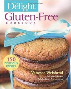 Delight Gluten-Free Cookbook Feature & GIVEAWAY!!