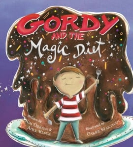 Gordy and the Magic Diet Children's Book Feature & Giveaway!!