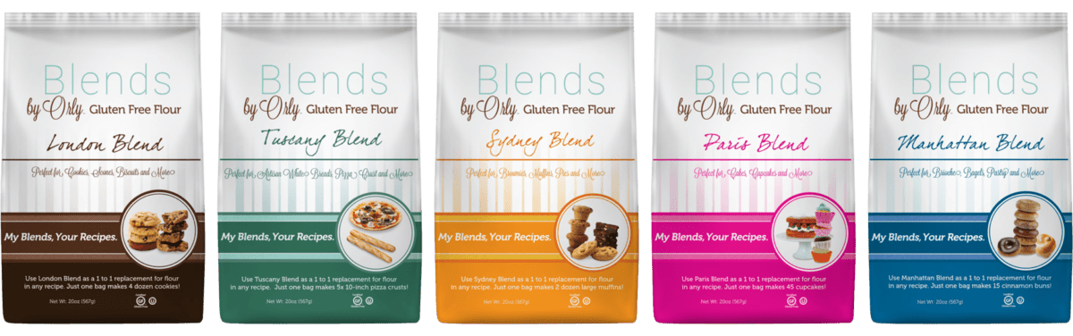 Blends by Orly Gluten-Free Feature and Giveaway!!