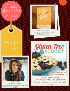 FEATURED!! Holiday Gift Giving Guide by Celiac and the Beast PLUS our TV Segment
