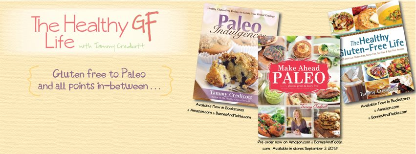 25 Days of Gluten-Free Giveaways™ Tammy Credicott cookbook bazaar!! (These are my FAV cookbooks!)