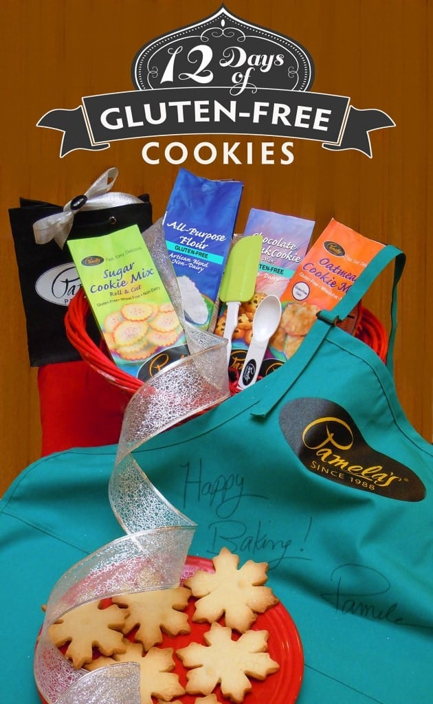 12 Days of Cookies Giveaway Image