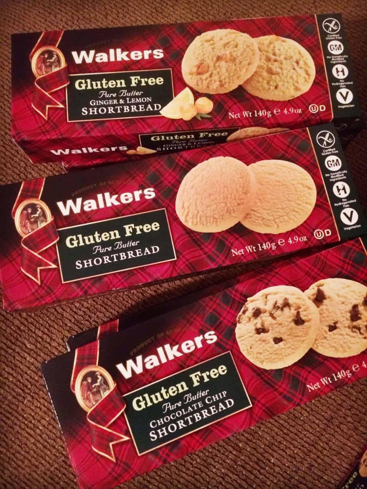 Walkers Gluten-Free Shortbread Review & GIVEAWAY! (Sponsored)