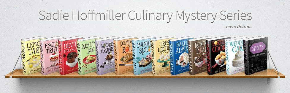 Josi Kilpack's Culinary Mystery Book Series Feature & Giveaway!!