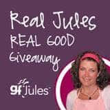 Real Jules, Real Good Giveaway! Gluten-Free Gingerbread and Cornbread Featured…